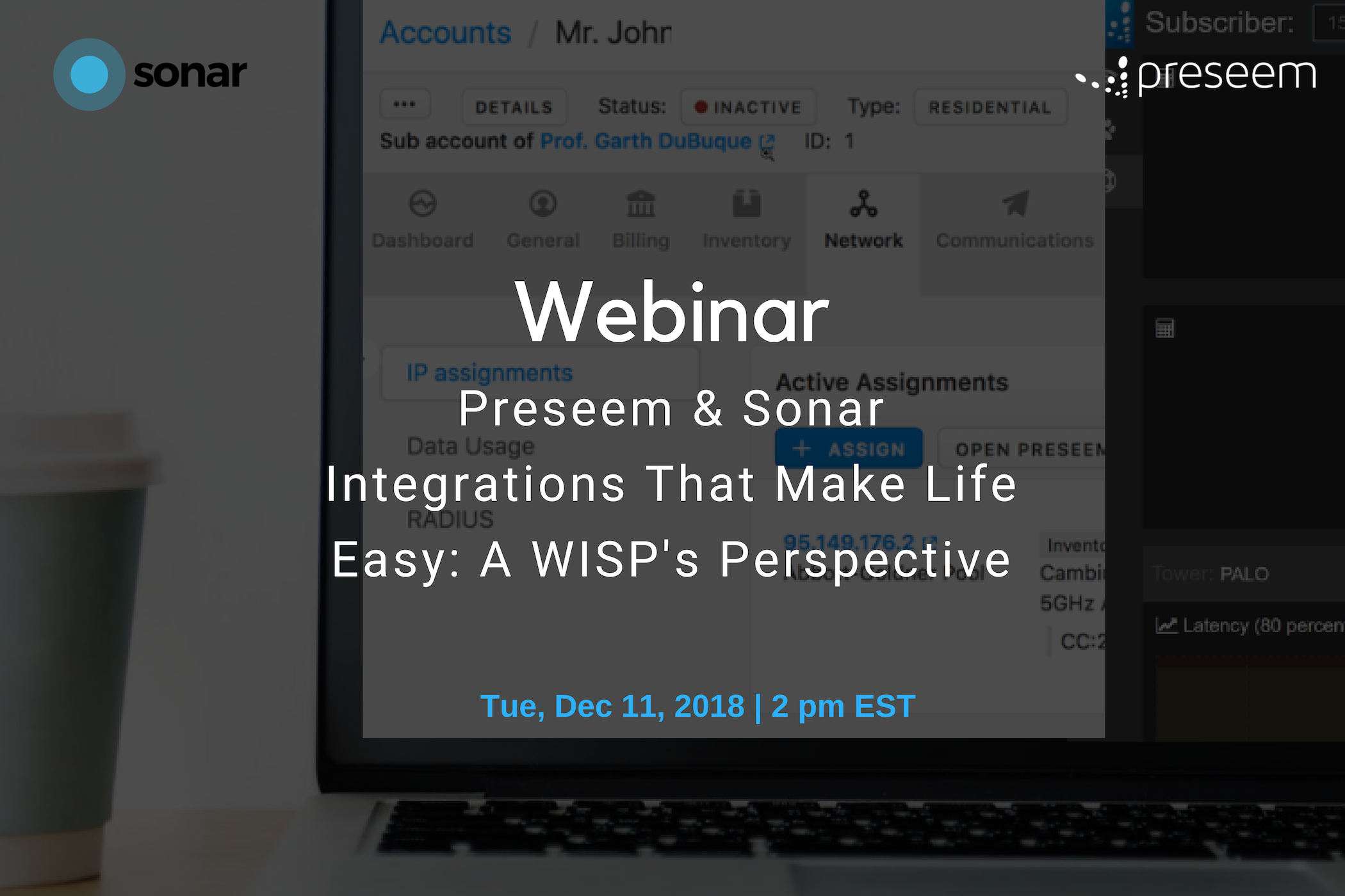 Preseem and Sonar Integrations That Make Life Easy: Webinar
