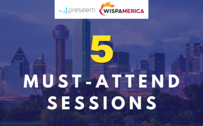 WISPAMERICA 2020 — 5 Must-Attend Sessions