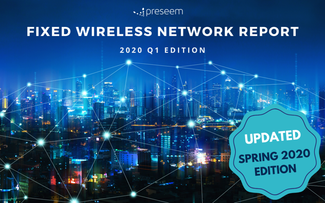 Cover image - fixed wireless network report 2020 spring