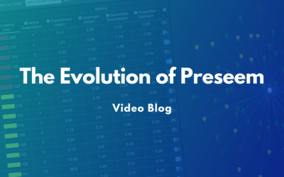 The Evolution of Preseem – Video Blog
