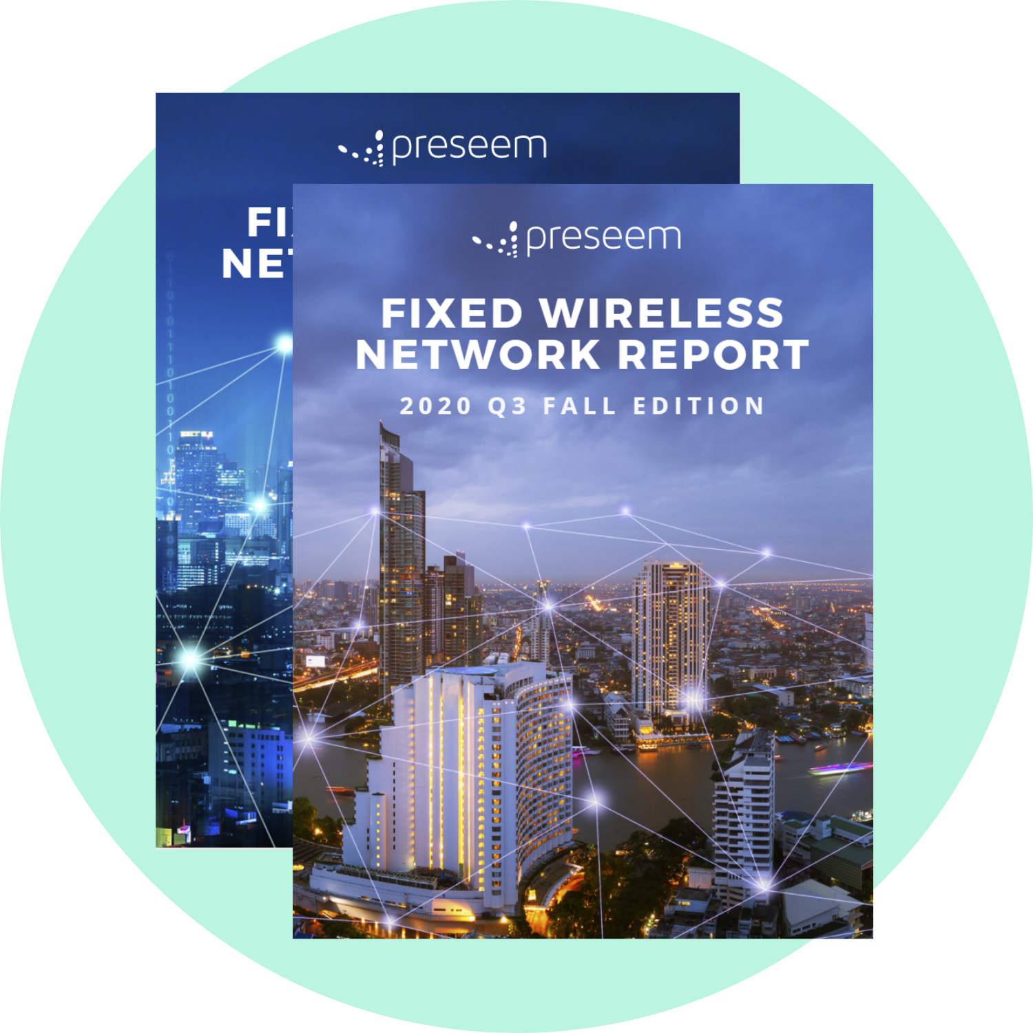 Stay Connected with The Fixed Wireless Network Report