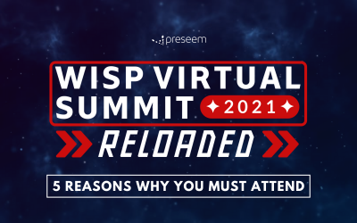 WISP Virtual Summit 2021: RELOADED | 5 Reasons Why You Must Attend This Upcoming Event